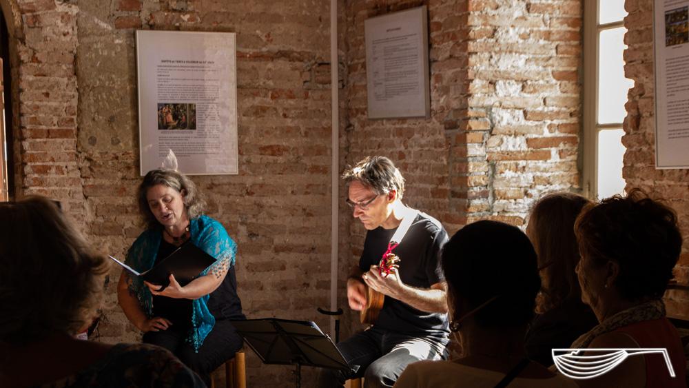 cyril gilbert luth et isabelle belaygues voix à Villemur-sur-Tarn