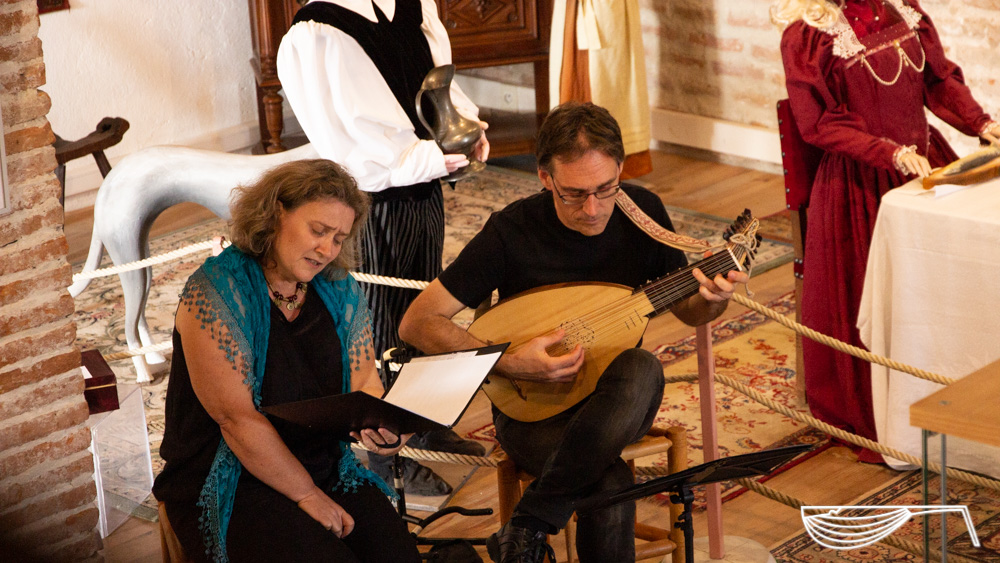 cyril gilbert luth et isabelle belaygues voix
