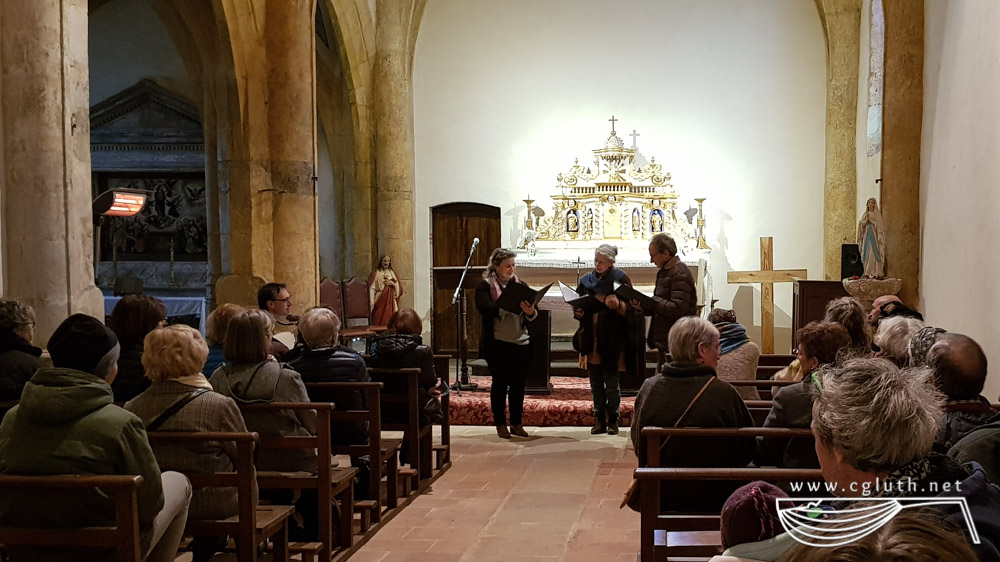 cyril gilbert luth Restoration Consort saint-antonin-noble-val