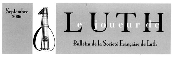 <titrevideo>article</titrevideo> : article du bulletin de la SFL sur la classe de luth de Sargé-lès-Le Mans (prof. Cyril Gilbert)