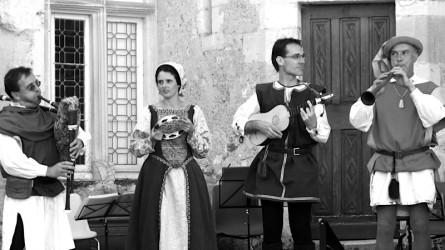 <titrephoto>photos</titrephoto> : animation au château de Courtanvaux