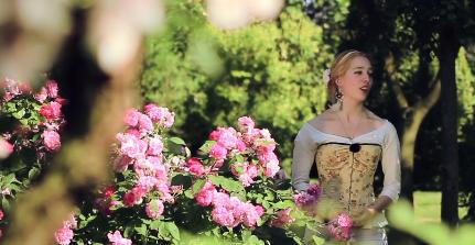 <titrevideo>création vidéo musicale</titrevideo> : chanson A Capella<em>et la fleur vole …</em> de J. PLanson