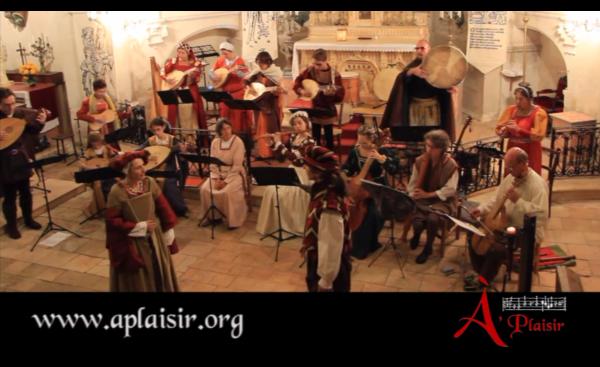 <titreaudio>création vidéo</titreaudio> : vidéo promotion d'<em>À Plaisir</em>, version février 2016 …