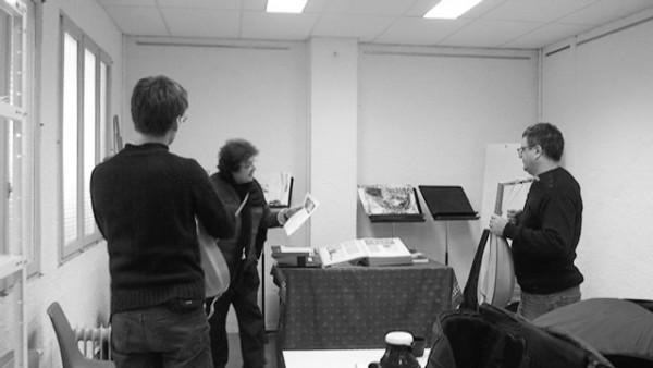 <titrephoto>article</titrephoto> : mini-stage de luth médiéval avec F. Orozco à Foranim