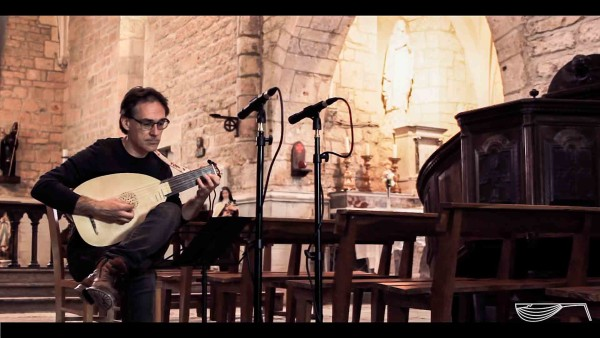 <titrephoto>création vidéo musicale </titrephoto> : <em>Calata ala Spagnola</em> (1508) de Dalza par Cyril Gilbert