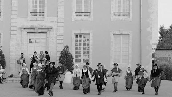 <titrephoto>photos</titrephoto> : musique au château de <em>Haut Eclair</em> à Nogent le Bernard (Sarthe) pour les journées du patrimoine