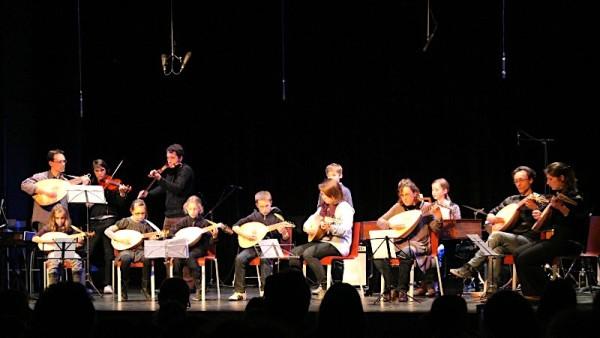 <titrephoto>photos</titrephoto> : concert de la classe de luth (prof. Cyril Gilbert)