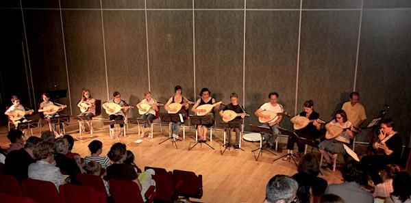 <titrephoto>photos</titrephoto> : Concert de fin d'année des classes de luth (prof. Cyril Gilbert)