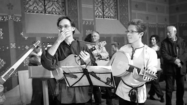 <titrephoto>photos</titrephoto> et <titrephoto>vidéo</titrephoto> : participation à l'Académie internationale Musique Ancienne Château de Blois