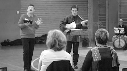 <titrephoto>photos</titrephoto> : participation à l'Académie européenne de musique ancienne à Fontenay-le-Comte (dir. Robin Joly)