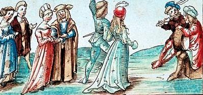 <titrephoto>photos</titrephoto> : stage de danse Abbaye de Tuffé (Sarthe) proposé par <em>À Plaisir</em> (coord. Cyril Gilbert)