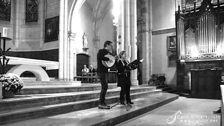 <titrephoto> photos</titrephoto> et <titrephoto>article</titrephoto> : participation au concert du <em>Restoration Consort</em> à Saint-Antonin-Noble-Val.