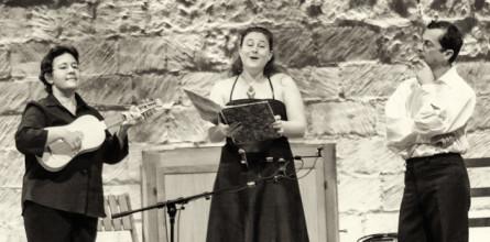 <titrephoto>portofolio</titrephoto> : Doulce Mémoire en concert à La Riche
