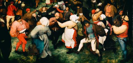 <titrephoto>lecture sur facsimilé (vidéo)</titrephoto> : <em>Branle Gay</em> –  A. Le Roy (1551)